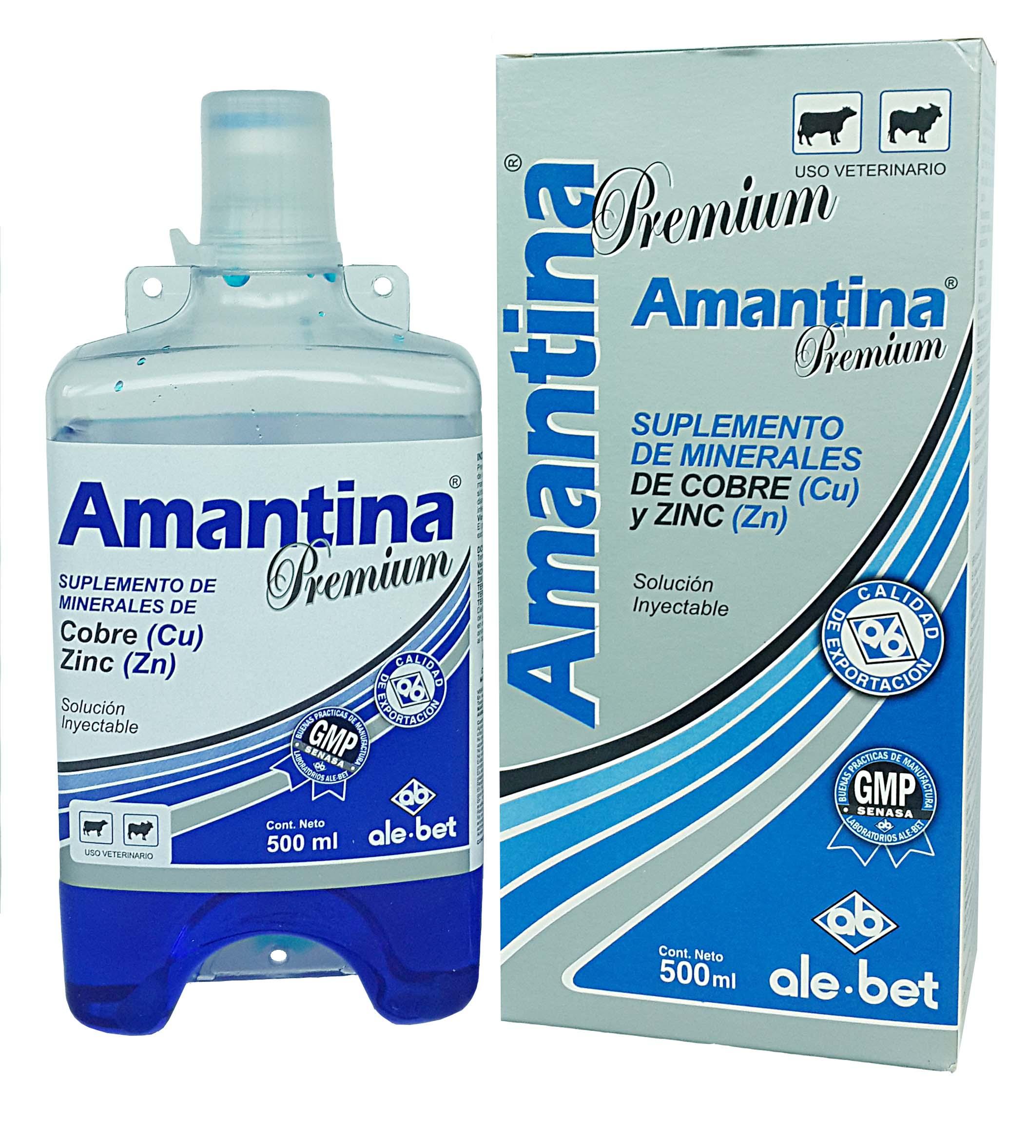 Amantina