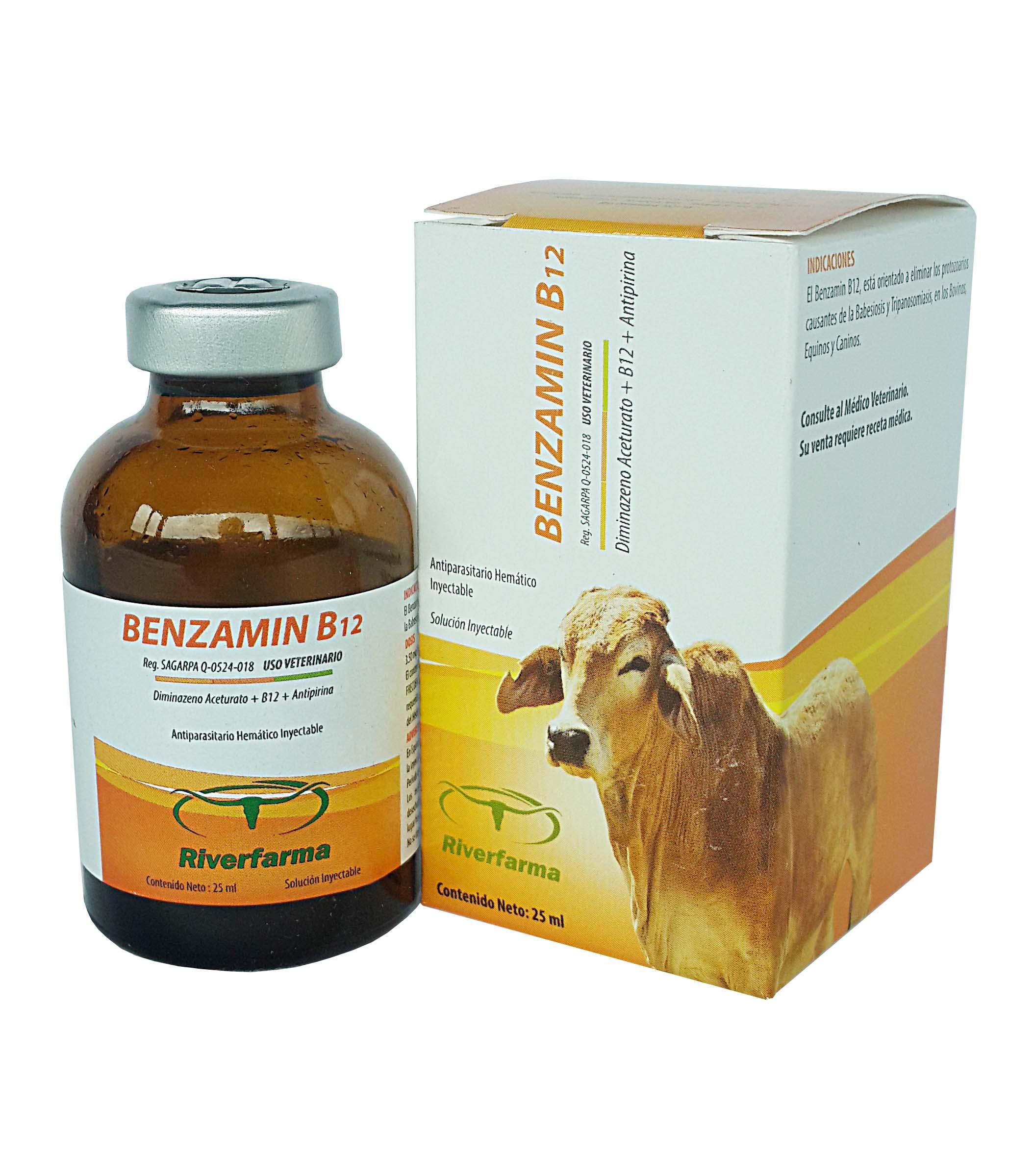 Benzamin B12