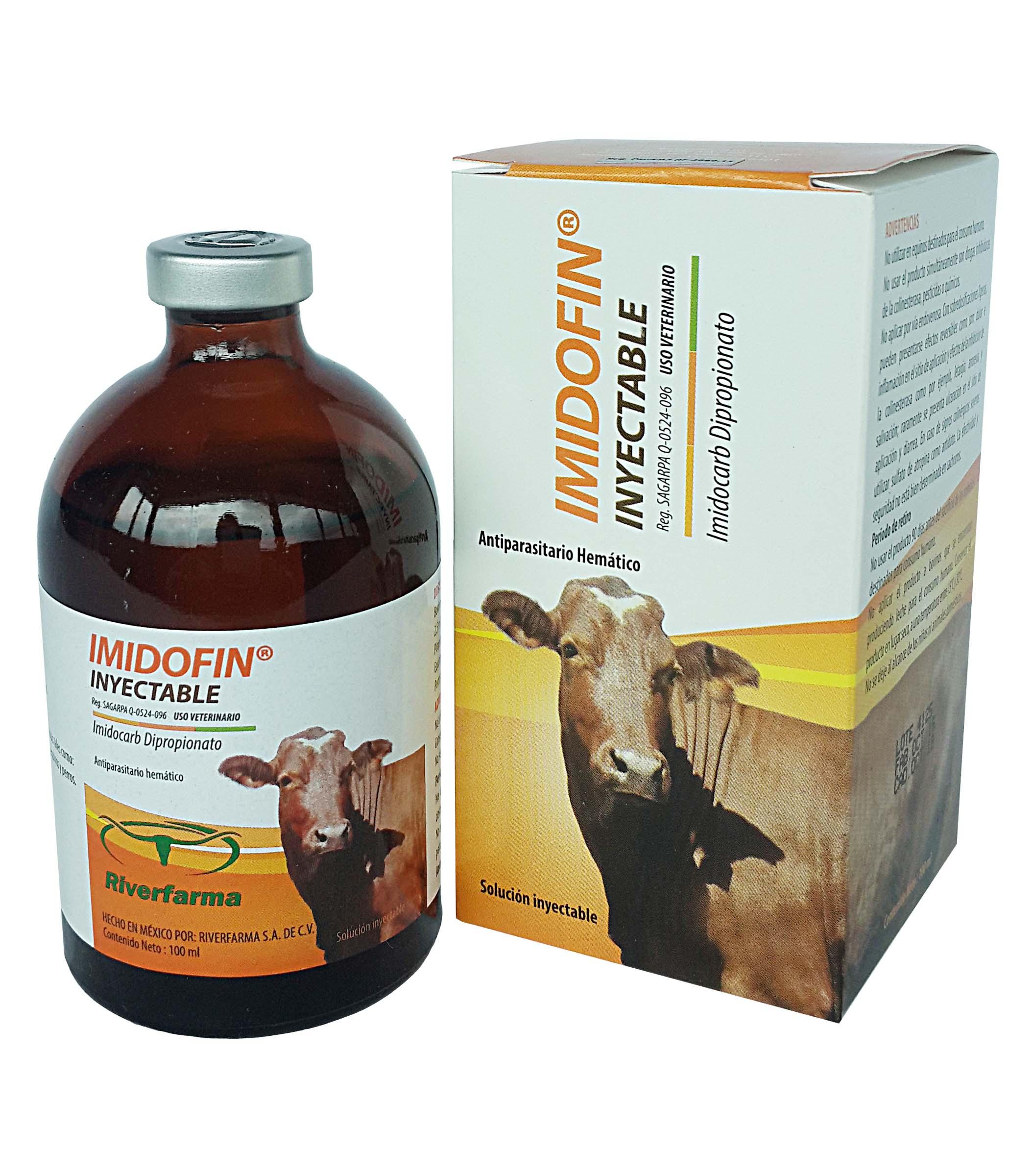 Imidofin inyectable