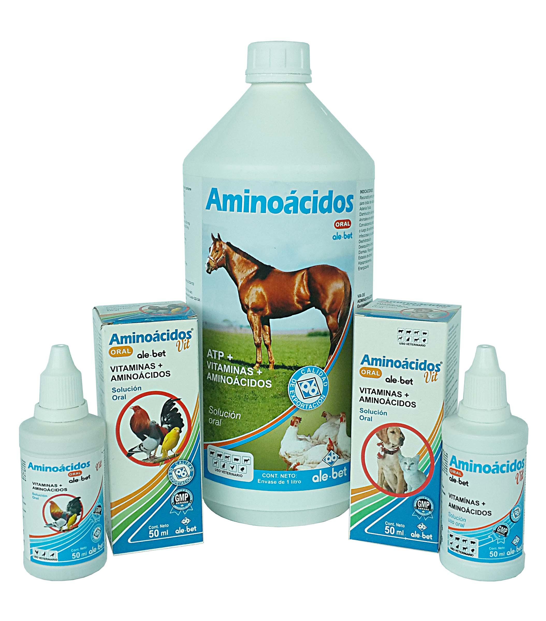 Aminoácidos orales