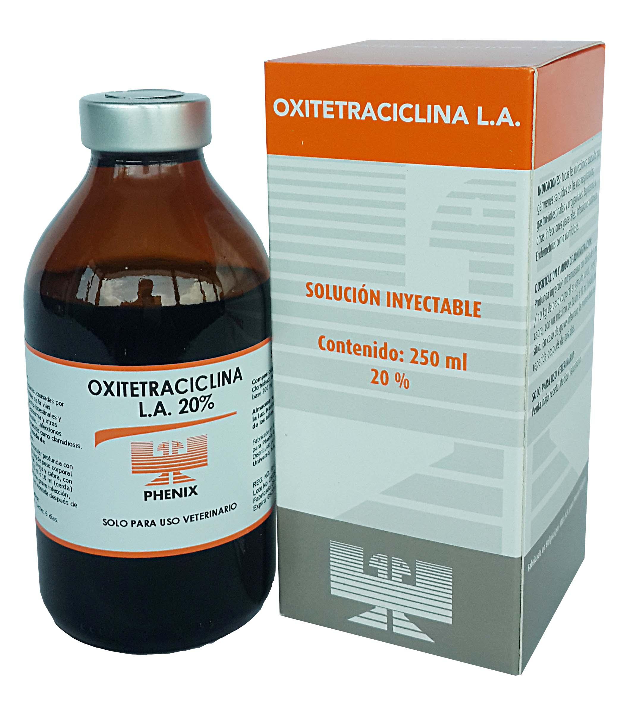 Oxitetraciclina L.A