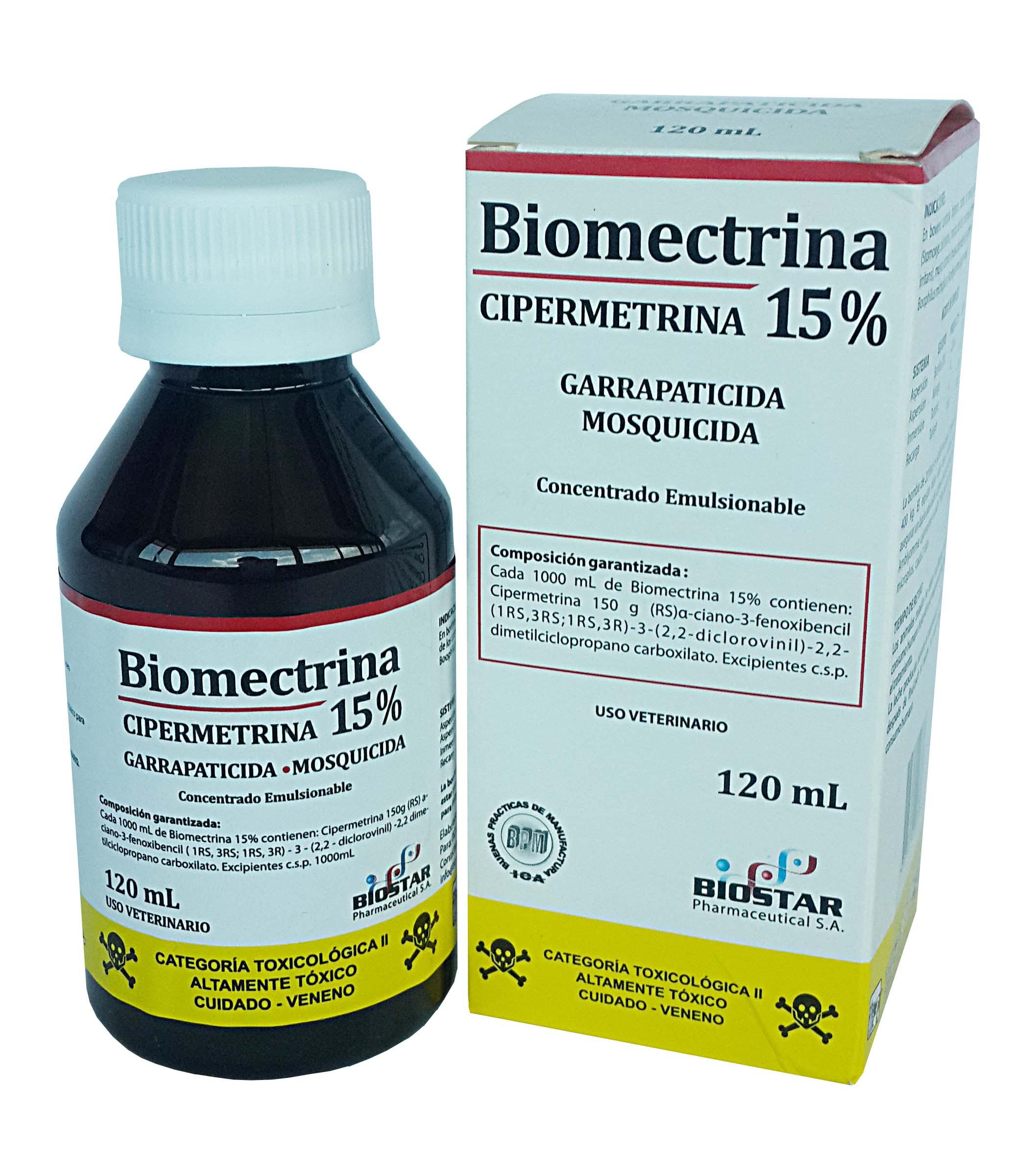 Biomectrina 15%