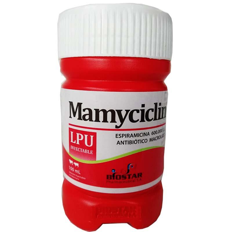 Mamyciclín