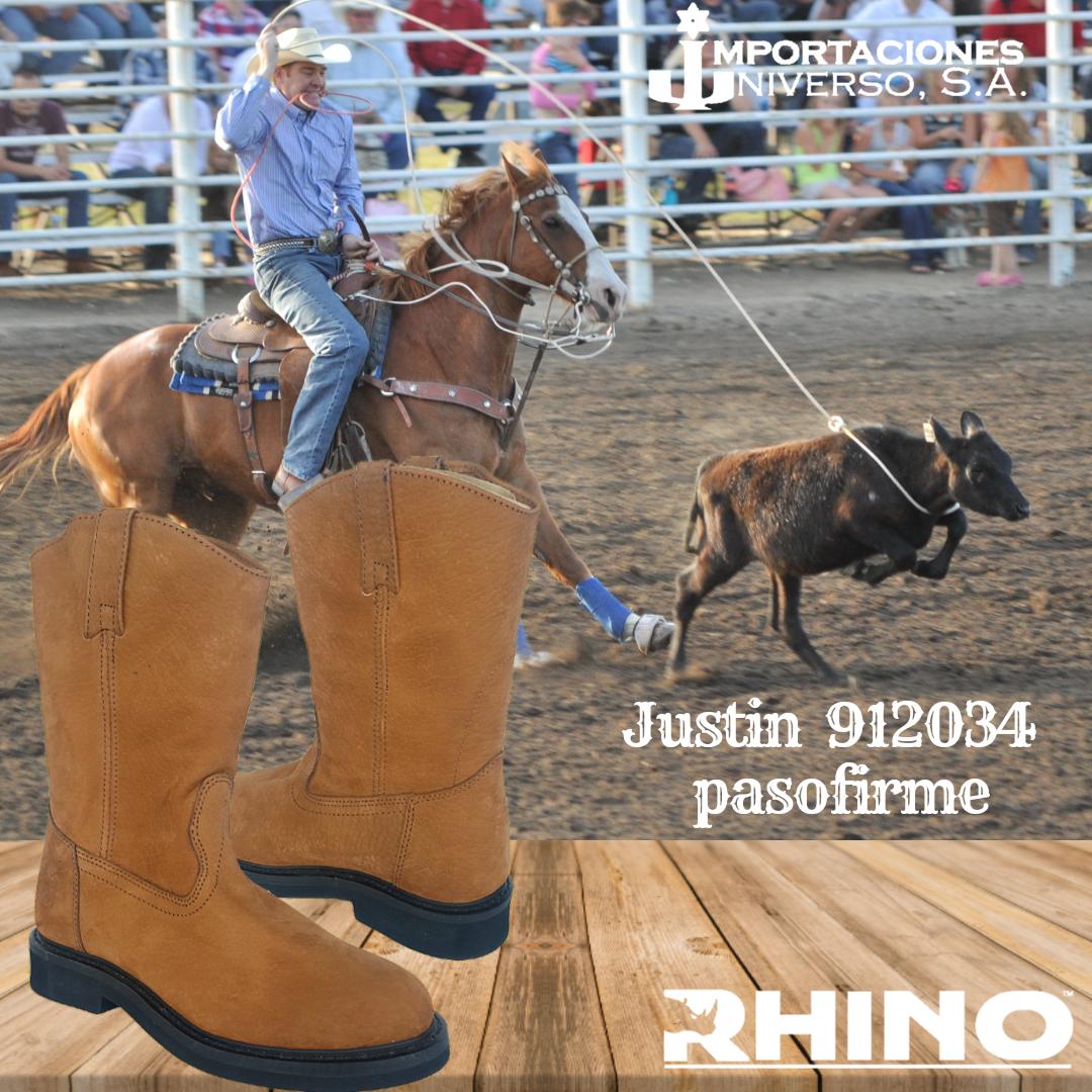 Bota Rhino Justin 912034